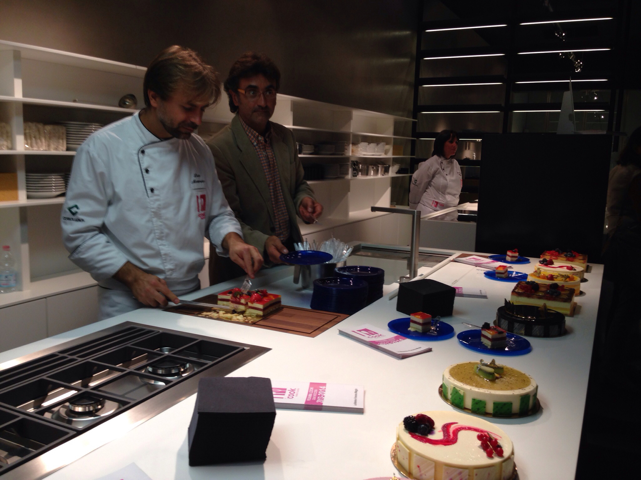 Irinox presenta i nuovi abbattitori da casa freddy fresco showroom boffi chefs4passion - Abbattitore per casa ...