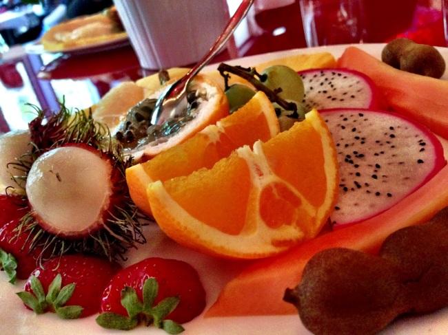 Composta mista di frutta di stagione