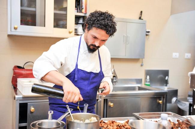 Chef Piergiorgio Parini